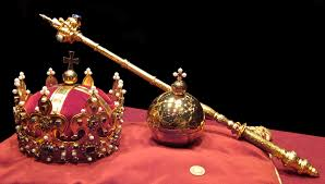 crown staff of england
