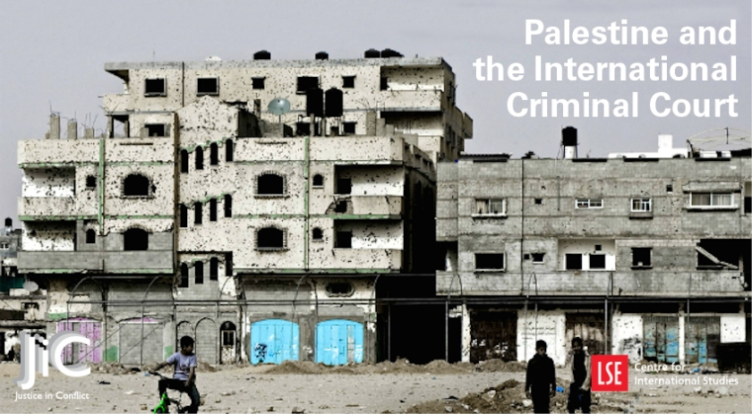 Palestine and the ICC Symposium
