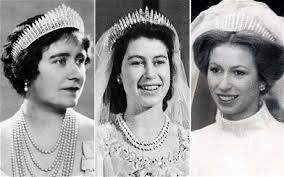 queen elizabeth bride