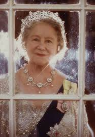 queen elizabeth framing