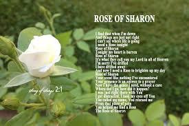 rose of sharon poem other